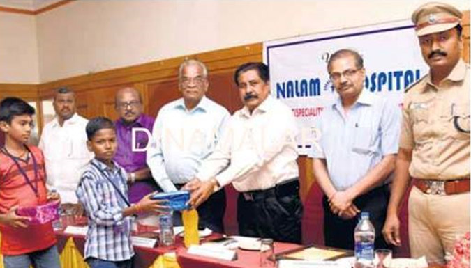 NALAM KAPPOM recipients